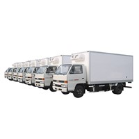 High Quality FRP Refrigerated Truck Body