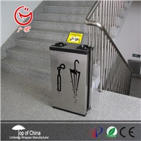 Wet Umbrella Wrapping Machine Keep Floor Dry & Clean