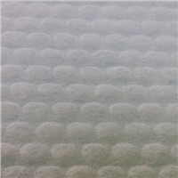High Quality Embossed Hydrophilic Nonwoven Fabric for Sanitary Napkins' and Diaper Top Layer