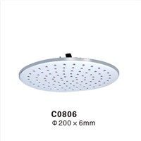 2015 Good Quality New Products Durable Quality Round Plastic Top Shower Head L-13