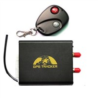 GPS106B Vehicle Tracking System GPS Devices Support Alarm