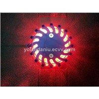 Led power flare for car