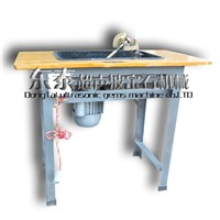 agate faceting machine