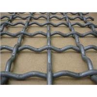 Rectangular wire cloth (High tensile steel & S.S wire ISO 9001)