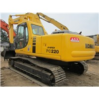 Used komatsu excavator komatsu pc220-6 for sale