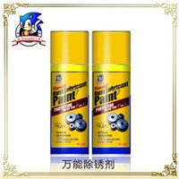 Rust lubricant paint