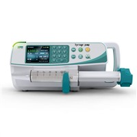 CE Marked Multi-Function User-Friendly Medical Infusion Syringe Pump
