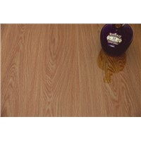 China Supplier of House or Hotel Dark Color Wood Laminate Flooring