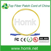 E2000/PC fiber patch cord SM SX fiber patch cord