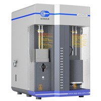 high pressure gas sorption volumetric adsorption analyzer