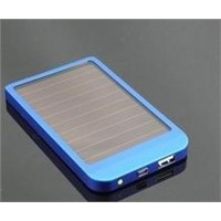 4000mah External Portable Solar Charger