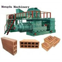 China best price automatic coal gangue brick making machine