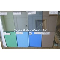 4mm,5mm,6mm,8mm  Euro Bronze/Euro Grey Float Glass