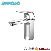 Single lever water saving wash basin faucet 91 1101