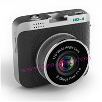 HD 2.7'' 5 mega-pixel Car DVR