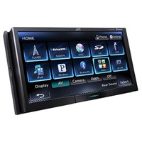 "KW-AV71BT Car DVD Player - 7"" Touchscreen LCD"