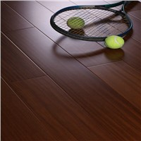 High Gloss Surface Teak Wooden Flooring for interior decoration