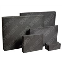 wall and roof insulation foam glass/ cellular glass