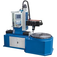 Three-Axis CNC Lettering Machine for Tire Mould Sidewall