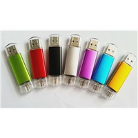 mobile phone usb flash drive transparent