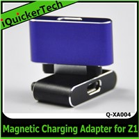 Magnetic Charging Metal Adapter USB Converter For Sony XperiaZ Ultra XL39H/L39h Mobile Use Q-XA004