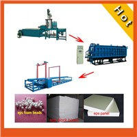 Reliable eps block board machine