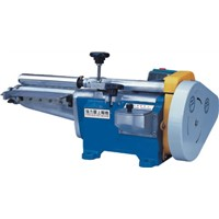 JL-723 soft wheel powerful yellow glue applying machine