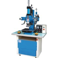 JL-727A  Hot stamping & embossing machine (pneumatic)