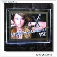 LED Ultrathin Crystal Light Box