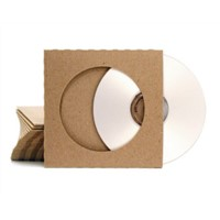 12cm cd dvd replication with cd binder sleeves packaging 5-7 production time
