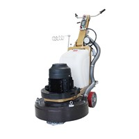 electric planetary grinder polishing concrete