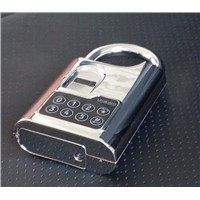 zinc alloy digital fingerprint door lock