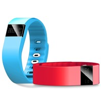Factory Price of Smart Watch Phone! Fashion Wrist Band LED Screen, Bluetooth 4.0 Smart Bracelet