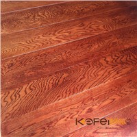 Natural Red Oak solid wooden Flooring
