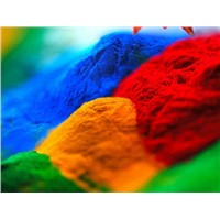 supply smooth epoxy powder coating/powder paint