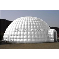 Inflatable Portable Meeting Igloo Dome Tent
