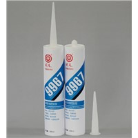 Eco-friendly Weatherproof Silicone Building Adhesive for Curtain Walls