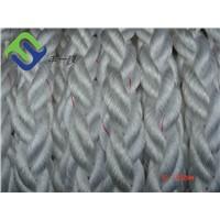 8 strand braided rope , pp monofilament 8 strand rope
