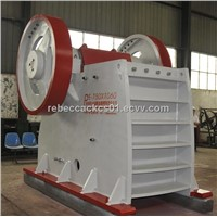 The international advanced gold mining jaw crusher equipment in China