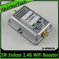 Wholesale Sunhans Wireless Expander WiFi Booster Repeater Up To 2W Amplifier Signal Booster Q-WB002A