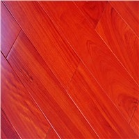Flat Balsamo Solid Wood Flooring (floating,T&G) for household