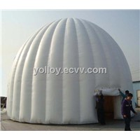 Commercial Inflatable Igloo Dome Tent