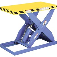 8m working height hydraulic stationary scissor lift lifting platform