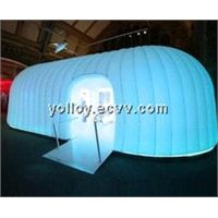 Inflatable Pods Mobile LED Meeting Exhibition Room Tent