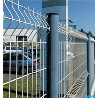 Roll Top Welded Mesh Fence (DIRECT FACTORY & HIGH QUALITY ISO 9001)