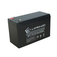 UPS Battery 12v 7ah Lead Acid AGM Battery For Power Backup