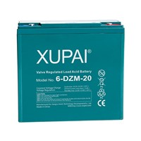 12v 20ah lead acid battery 6-DZM-20 agm vrla type