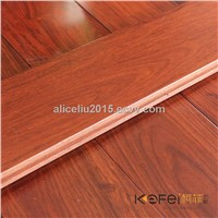 High quality African Kosso timber flooring for interior decoration