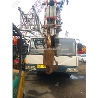 Used zoomlion QY25-V  Model 25t truck crane