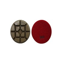 concrete floor resin polishing pads